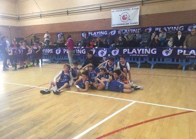 Baloncesto-Liceo