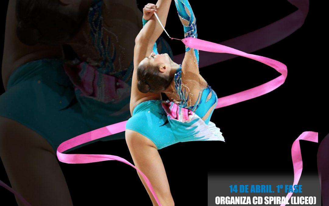championnat de gymnastique rythmique
