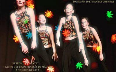 Danzas Urbanas – Festival de fin de curso