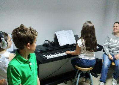 Música para adultos – Piano y Guitarra